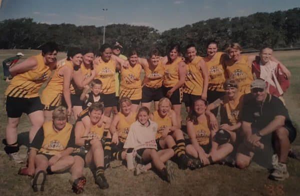 2004 Womens team