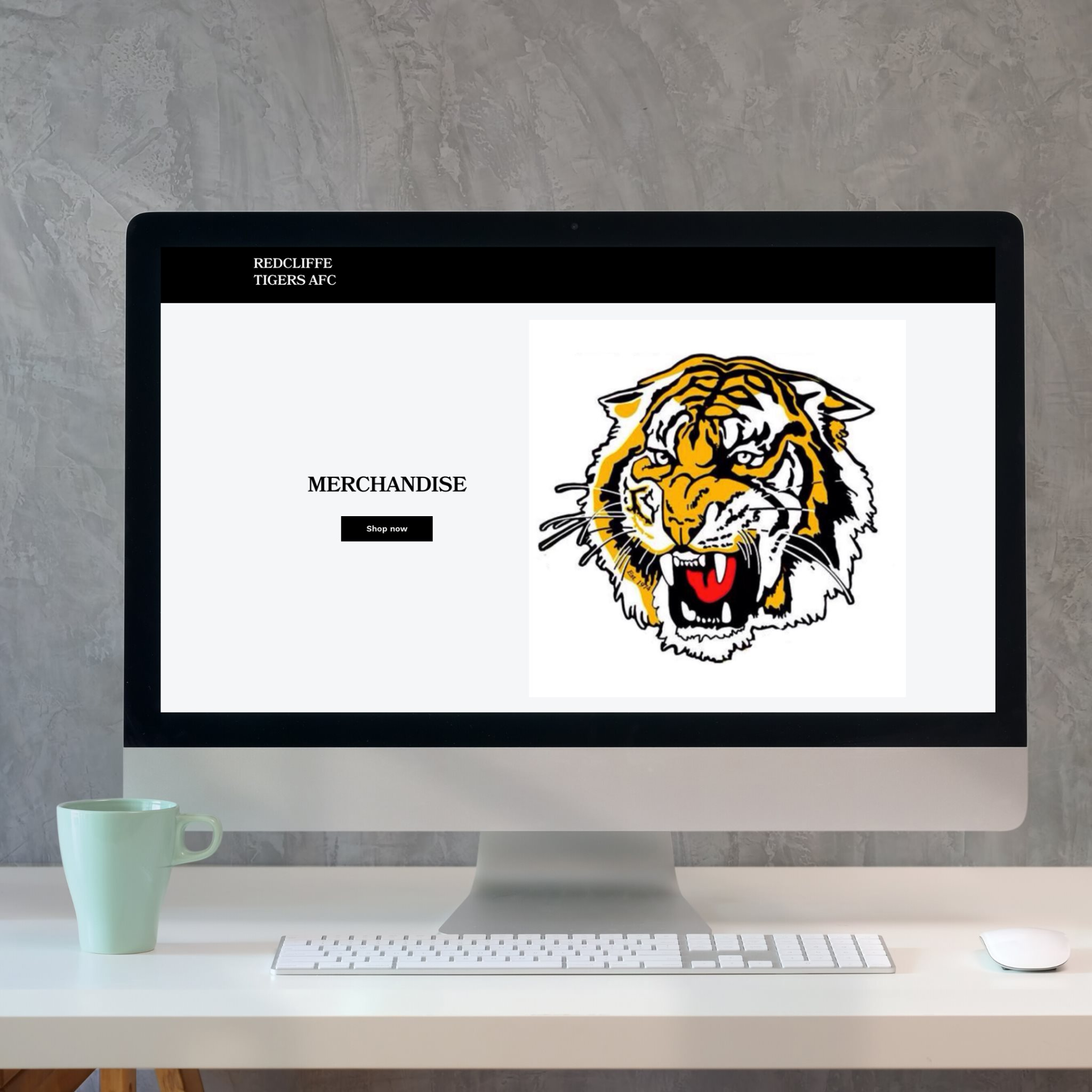Redcliffe tigers merch website